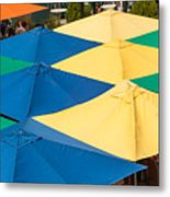 Umbrella  Heaven  Metal Print