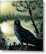 Omen Of Change Metal Print