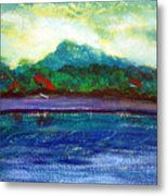 Ometepe Island 1 Metal Print