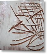 Omuyimbi  - Tile Metal Print
