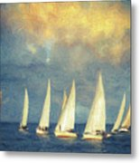 On A Day Like Today  Metal Print
