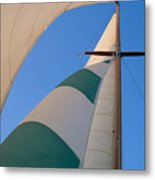 On A Reach Metal Print