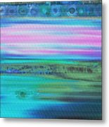 On Another Planet Metal Print