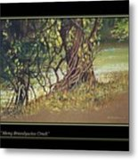 On Brandywine Creek Metal Print