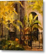 On Orleans in Old Town  Metal Print