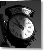 On Telluride Time Metal Print