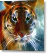 On The Prowl Metal Print by Madeline  Allen - SmudgeArt