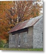 On The Road To Jonesborough Metal Print