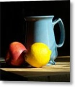 On The Table 1- Photograph Metal Print
