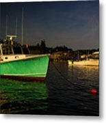 On The Waterfront V Metal Print