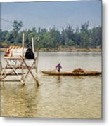 On The Way To Da Nang 2 Metal Print
