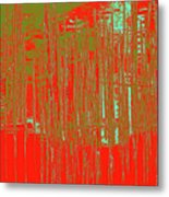 On The Way To Tractor Supply 3 19 Metal Print