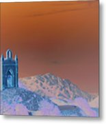 On Top Of Montserrat  Metal Print