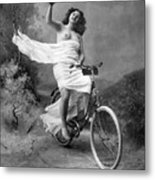 One For The Road, C1900 Metal Print