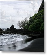One Heart Metal Print