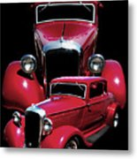 One Hot 33 Metal Print