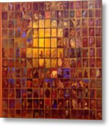 One Hundred And Ninety Two Metal Print