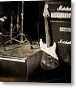 One More Show Metal Print