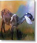 One Of God's Creatures Metal Print