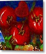 One Of Those Beautiful Still Life Metal Print