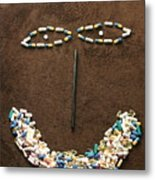 One Pill Makes You...go Ask Alice Metal Print