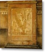 One Pillar ...of The The Lions Of Leon Metal Print by Shirley McMahon