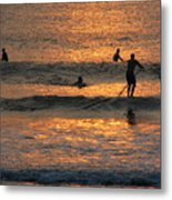 One With Nature Metal Print