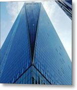 One World Trade Center - Nyc Metal Print