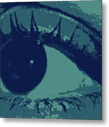 Ones Own Eye Metal Print