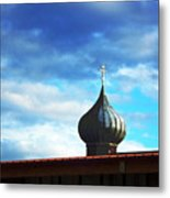Onion Domes Metal Print