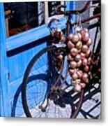 Onion Johnnies Metal Print