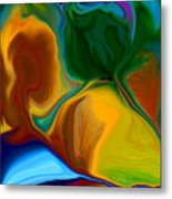 Only One Love Metal Print