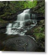 Onondaga Falls 2 Metal Print