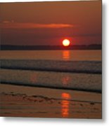 Oob Sunrise 2 Metal Print