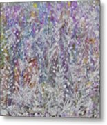 Opalescent Metal Print by Don  Wright