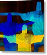 Open Arms Metal Print