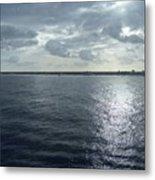 Open Water Metal Print