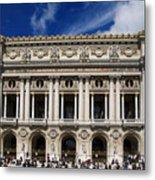 Opera Garnier. Paris. France Metal Print