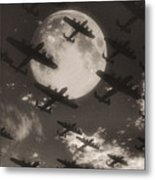 Operation Moonlight Metal Print