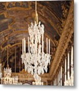 Opulence - Versailles, France Metal Print