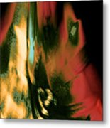 Or This Because Your Moralized Persona Reflects Equal Rationalized Indulgence 2015 Metal Print by James Warren