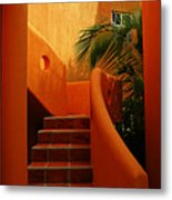 Orange Crush 2 Metal Print