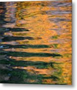 Orange Sherbert Metal Print by Donna Blackhall