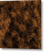 Orange Textures 001 Metal Print