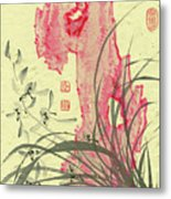 Orchid - 30 Metal Print