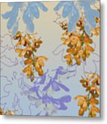 Orchids 3 Metal Print