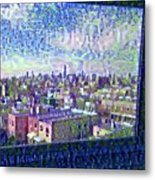 Ordinary Day For Trains Metal Print