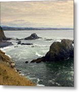 Oregon Coast 17 Metal Print