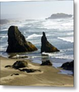 Oregon Coast 19 Metal Print