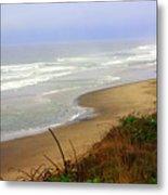 Oregon Coast 3 Metal Print